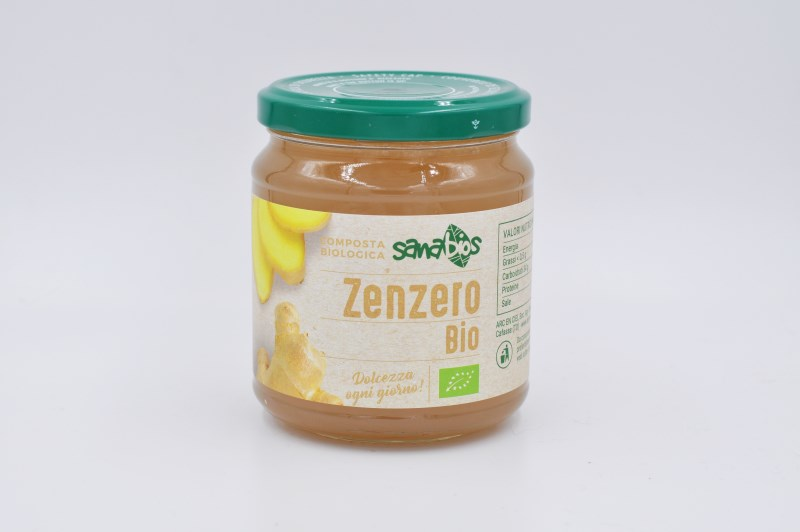 LOGO_ORGANIC GINGER FRUIT SPREAD