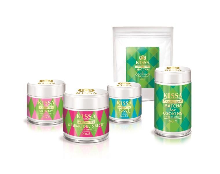 LOGO_Matcha Tea, Leaf Tea