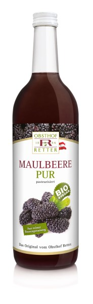 LOGO_organic mulberry pure, 100% direct juice