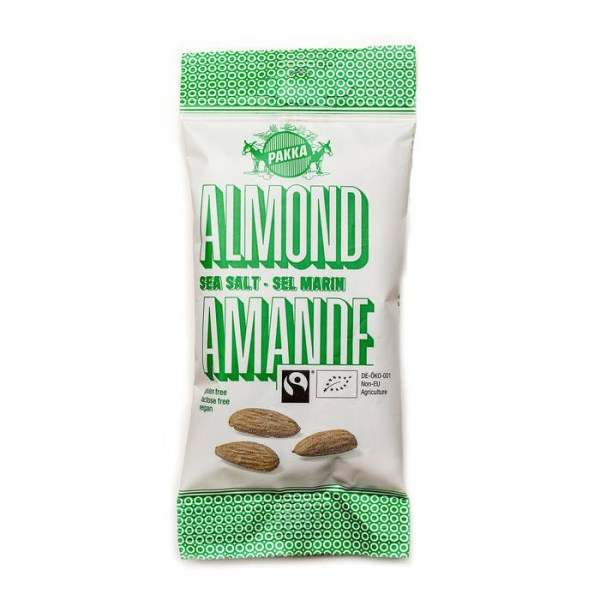 LOGO_Almonds roasted, with sea salt, 25g