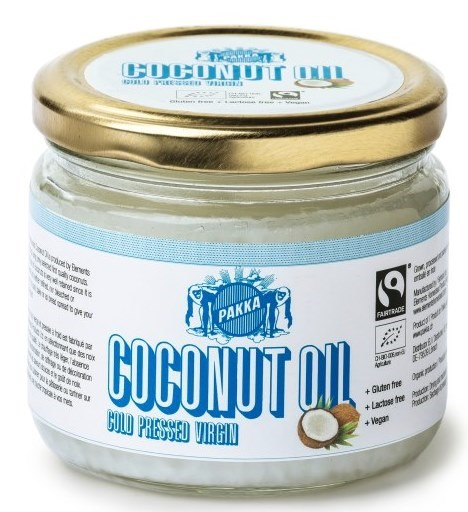 LOGO_Virgin Coldpressed Coconut Oil 250ml