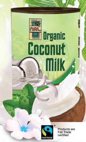 LOGO_Fair Trade Bio Kokosmilch