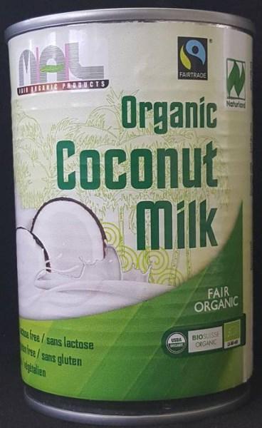 LOGO_Fair Trade Bio Kokos Milch