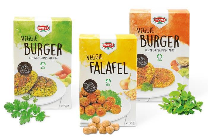 LOGO_Organic veggie burger / falafel