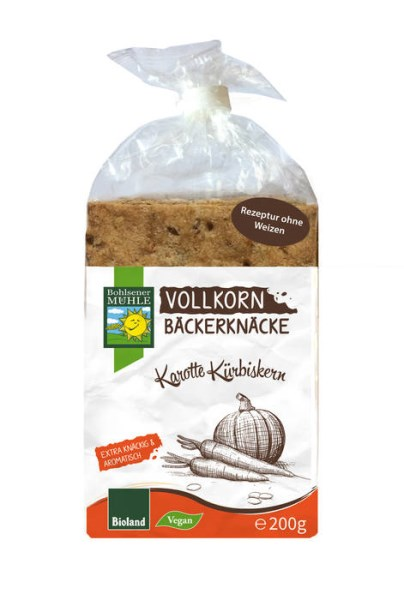 LOGO_Wholegrain Crispbread Carrot Pumpkin