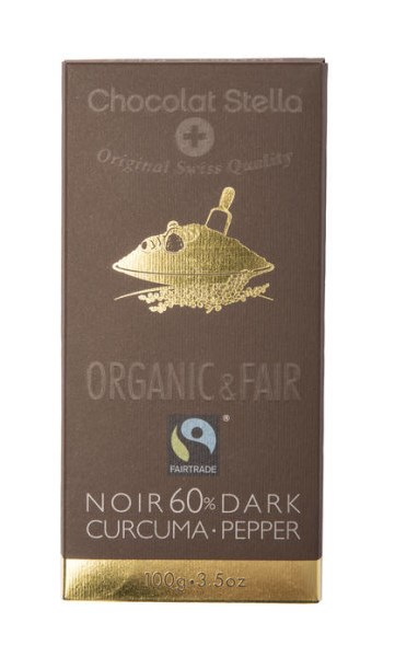 LOGO_Organic & Fair by Nature, 50 g Bars