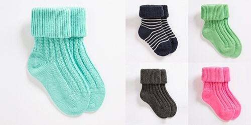 LOGO_Baby Socken
