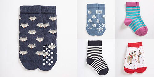 LOGO_Kids Socks