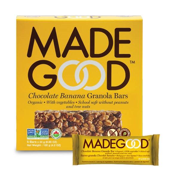 LOGO_Organic Granola Bars