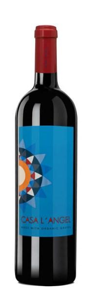 LOGO_Casa L'Angel Organic. Organic Wine