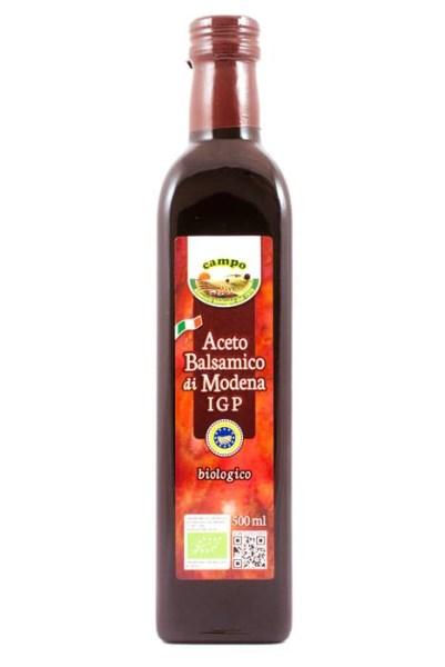LOGO_Aceto balsamico di Modena IGP Bio. Organic Balsamic Wine vinegar NEW PRODUCT