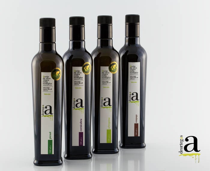 LOGO_Extra virgin organic olive oil