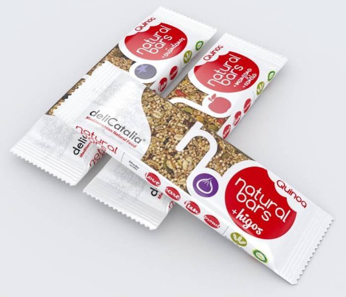 LOGO_Bio Müsli-Riegel mit Quinoa