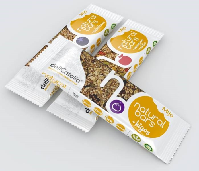 LOGO_Organic Cereal-Bar with Millet