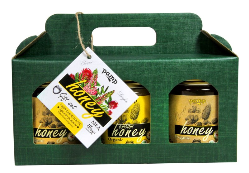 "LOGO_Gift set ""Fatherland's fragrance"""
