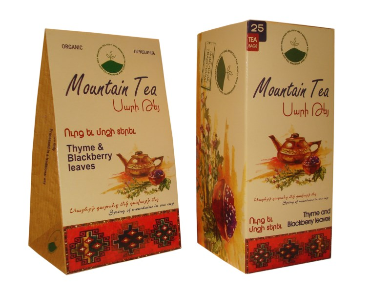 LOGO_Mountain Tea Thyme+Blackberry leaves