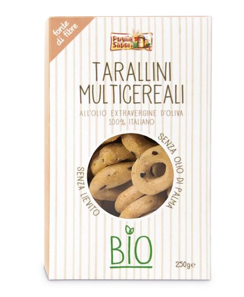 LOGO_Organic Multi-grain Tarallini