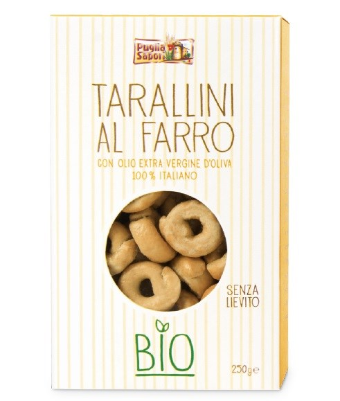 LOGO_Organic spelt Tarallini