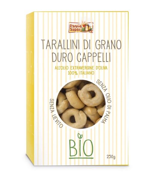LOGO_Organic Senatore Cappelli wheat tarallini