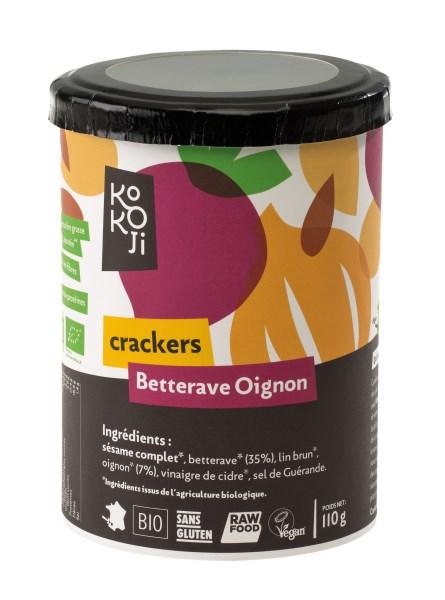 LOGO_Rote Bete und Zwiebel rohkost Crackers