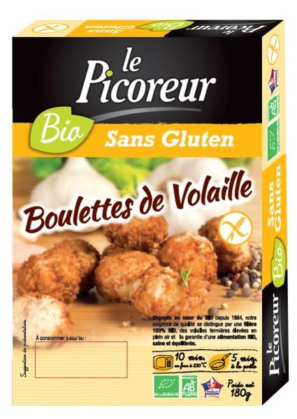 LOGO_Chicken Balls - Gluten Frei