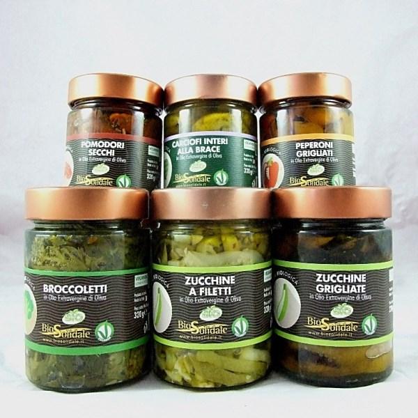 LOGO_Aufstrich und Gemüse eingelegt in Öl