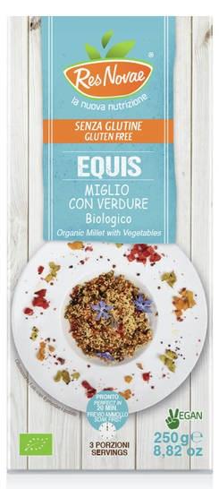 LOGO_Res Novae® Equis: kochfertige mediterranen Spezialitäten