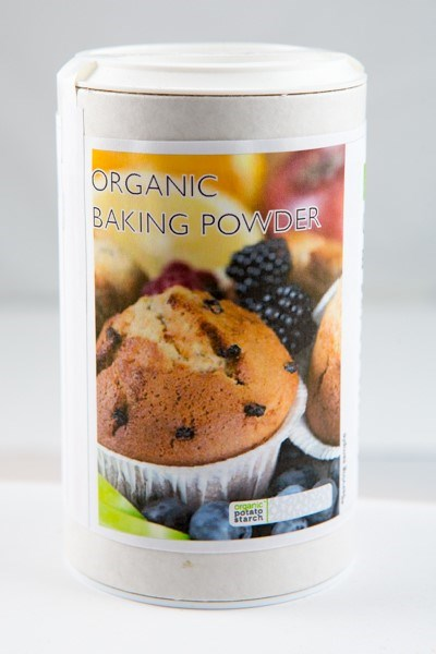 LOGO_Organic Baking Powder