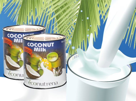 LOGO_Organic and fair trade coconut milk and organic coconut cream(cans and aseptic ),Organic Virgin coconut oil,Creamic coconut.Low fat DC,Organic coconut water