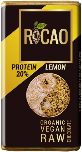 LOGO_ROCAO Raw Protein  Chocolate