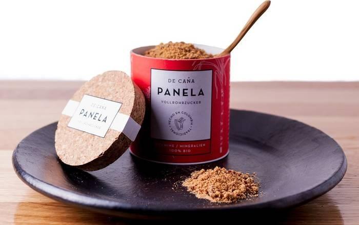 """LOGO_DE CAÑA - Panela  """"Azucarera""""  sugar bowl, organic whole cane sugar"""