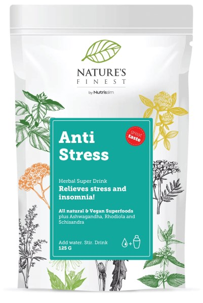 LOGO_Organic Anti-Stress Herbal Super Drink