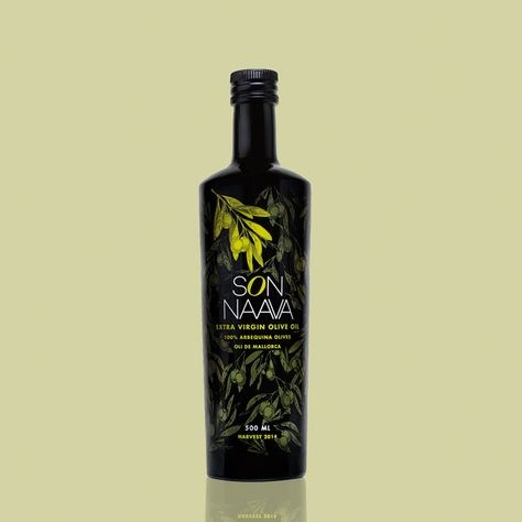 LOGO_Olive oil SON NAAVA