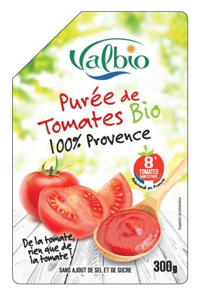 LOGO_Tomatenpüree 100% Provence