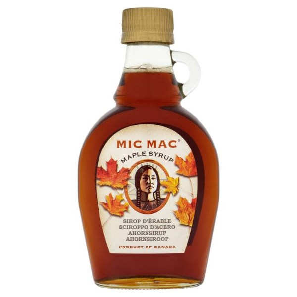 LOGO_Mic Mac Maple syrup