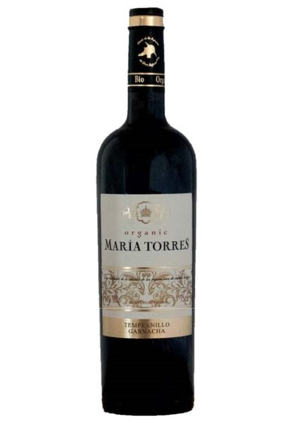 LOGO_MARIA TORRES - ORGANIC OAK RED WINE