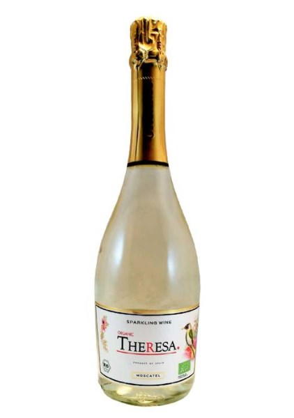 LOGO_THERESA - SPARKLING WHITE WINE
