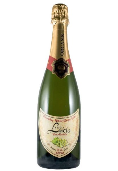 LOGO_VEGA LUCIA - ORGANIC SPARKLING WHITE GRAPE JUICE