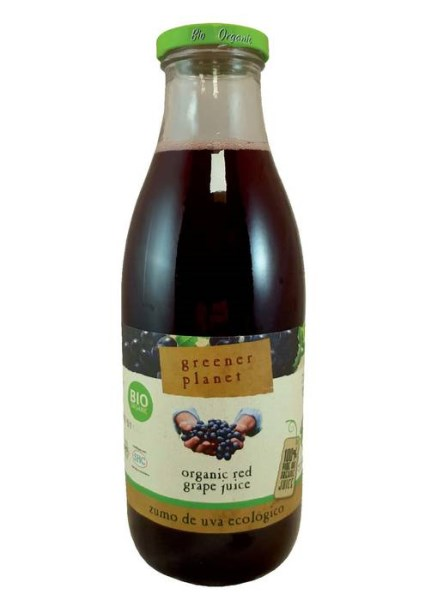 LOGO_GREENER PLANET - ORGANIC RED GRAPE JUICE
