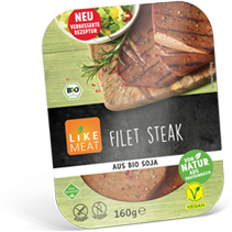 LOGO_LikeMeat BIO Steak TK