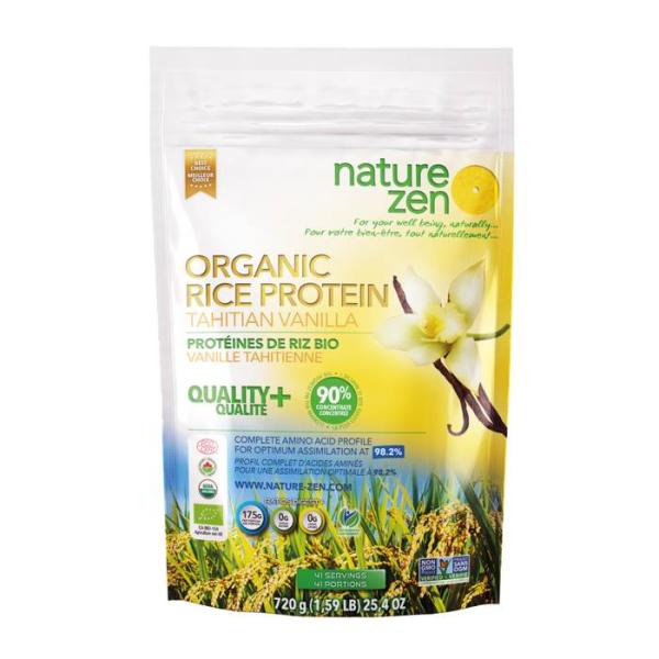 LOGO_NATURE ZEN Organic Rice Protein Tahitian Vanilla
