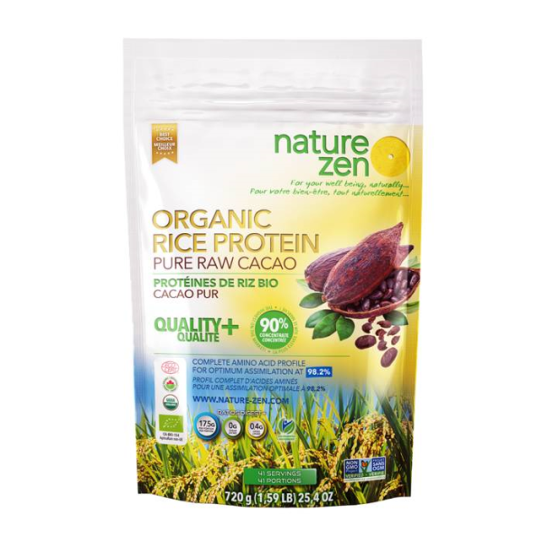 LOGO_NATURE ZEN Organic Rice Protein Pure Cacao