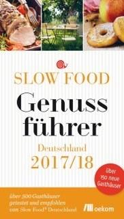 LOGO_Slow Food Deutschland e.V. (Hrsg.): Slow Food Genussführer Deutschland 2017/18