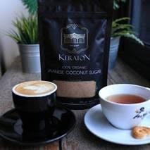 LOGO_KERATON 100% Organic Coconut Sugar (250g)