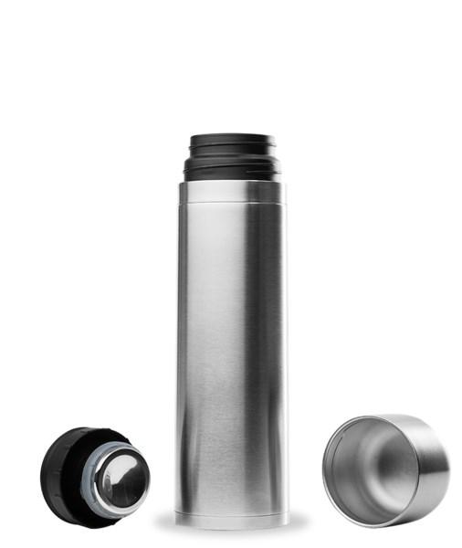 LOGO_Vacuum insulated bottle thermos
