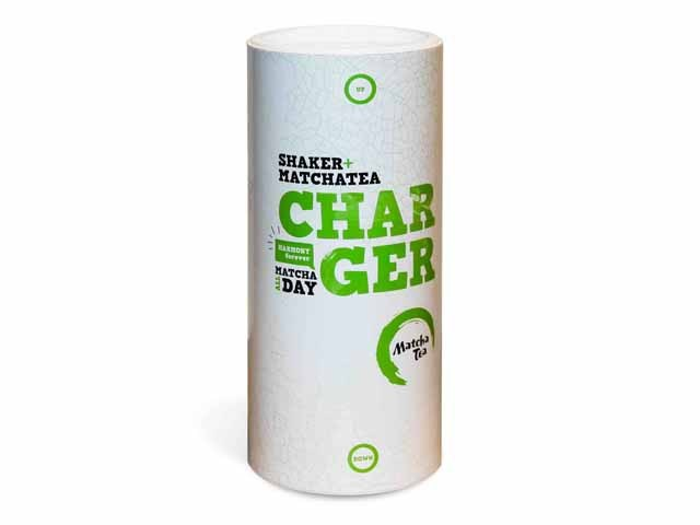 LOGO_ORGANIC MATCHA TEA CHARGER