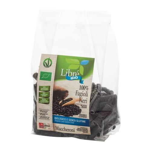 LOGO_100% Black Beans Maccheroni, Gluten Free