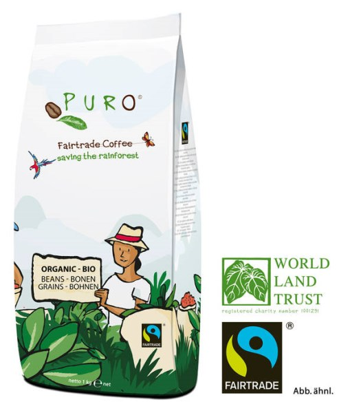 LOGO_Puro Fairtrade Bio Dark Roast