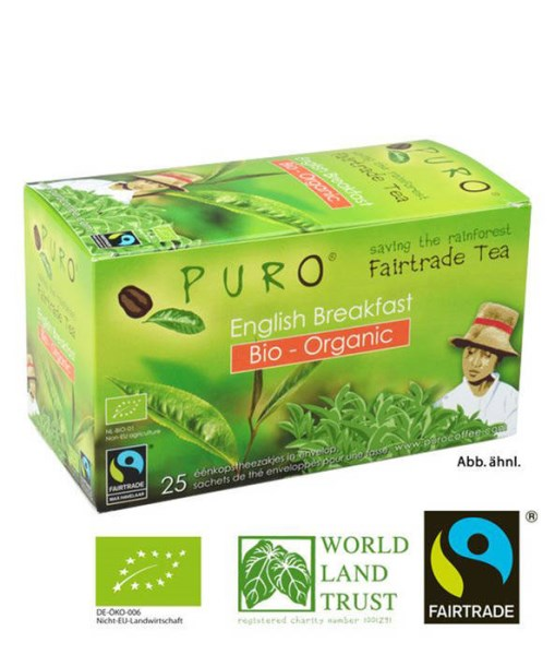 LOGO_Puro Fairtrade Bio English Breakfast-Tee