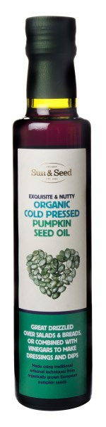 LOGO_Organic Pumpkin Seed Oil 250ml